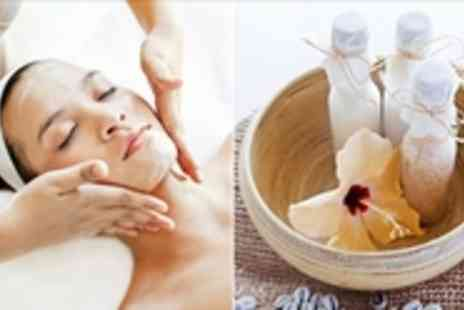 Eden Beauty Studio - 90 Minute Massage, Facial & Manicure - Save 53%
