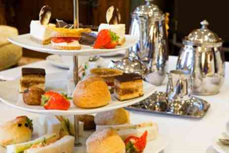 Harte & Garter Hotel & Spa - Afternoon Tea with Bubbly Opposite Windsor Castle - Save 25%