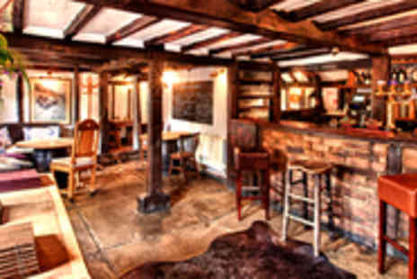 The Smarden Bell - 3 Course Meal at Historic Kent Inn - Save 49%