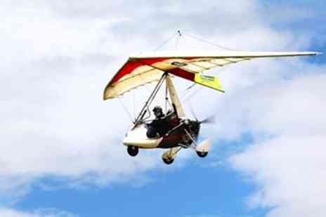 Microlight Flights - One Hour Microlight Flying Experience - Save 38%