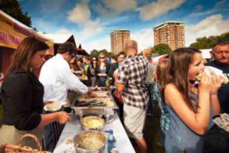 Liverpool Food and Drink Festival - One weekend pass  - Save 50%