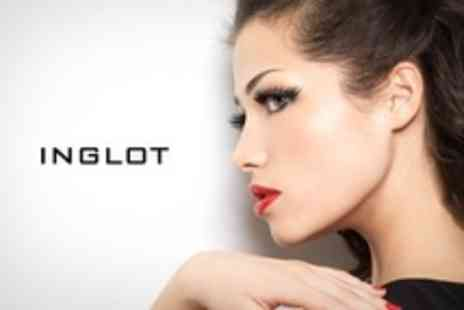 Inglot Aberdeen - Eyelash Extensions With Lash Tint and Eyebrow Threading - Save 50%