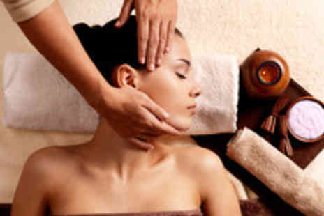 Celestial Beauty - 1hour Indian head massage, Reiki or reflexology treatment - Save 60%