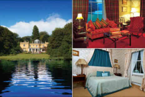 Storrs Hall - Luxury Lakeside Hotel, Two night stay for two people including breakfast  - Save 67%