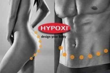 Hypoxi Studios - Six Sessions of HYPOXI Therapy With Nutritional Plan - Save 41%