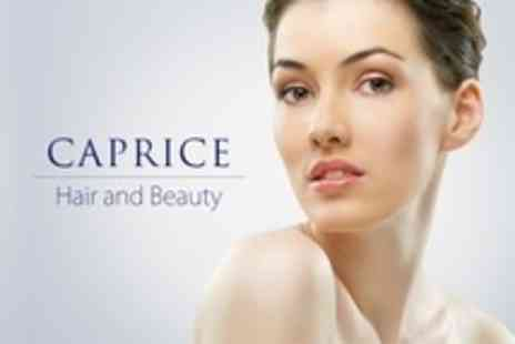 Caprice Hair and Beauty - Microdermabrasion Three  Facials - Save 51%