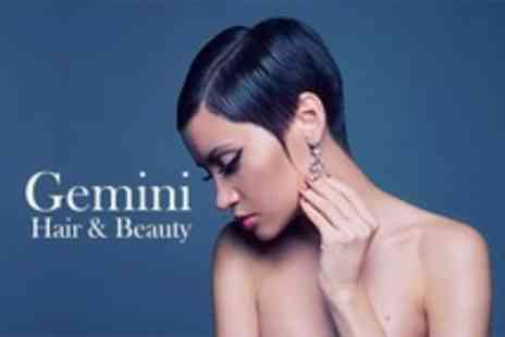 Gemini - Cut and Finish With Conditioning Treatment - Save 65%