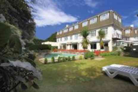 Hinton Firs - 1 Night Bournemouth Winter Break Hinton Firs Hotel - Save 44%