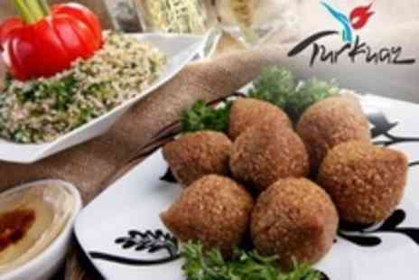 Turkuaz - Turkish Meze For Two - Save 57%