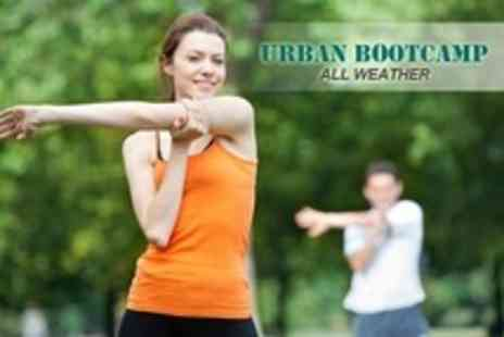 Urban Boot Camp - Eight Urban Boot Camp Individual Sessions - Save 70%