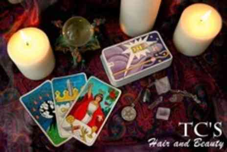 TCs Hair And Beauty - Tarot and Angel Card Reading - Save 71%
