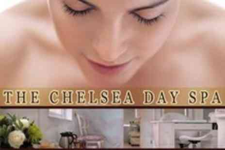 The Chelsea Day Spa - Pamper Package Including Massage, Chelsea Girl Mini Facial and Manicure for - Save 63%