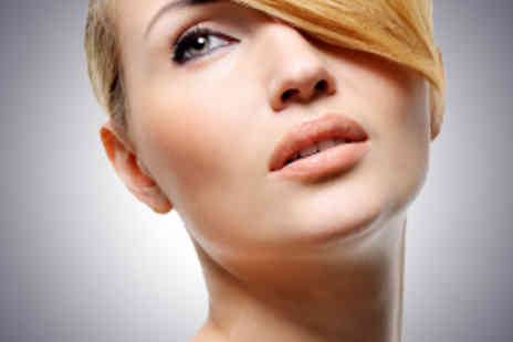 The Cutting Lounge - Haircut, Finish, Colour, and Head Massage - Save 73%