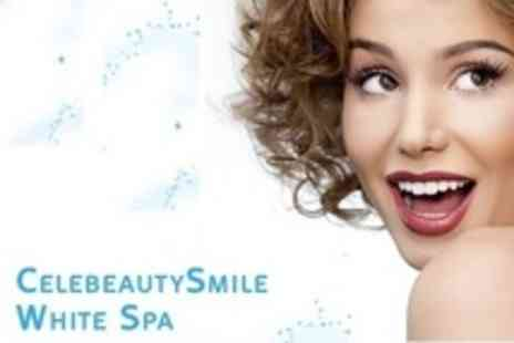 CelebeautySmile White Spa - Teeth Whitening - Save 41%