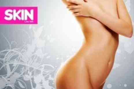 Skin Like Silk - Eximia Body Contouring Package with Endolift, Ultraporation and Radio Frequency or Cavitation - Save 85%