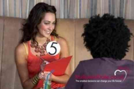 MySpeedDate - Evening for One - Save 65%