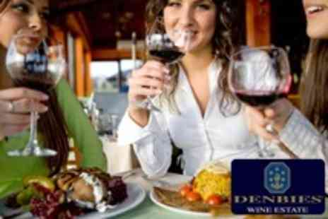 Denbies Wine Estate - Three Course Meal For Two Including Wine and Vineyard Tour - Save 55%