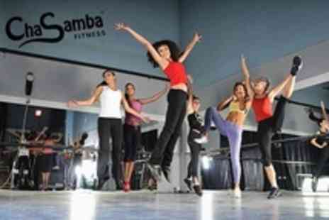 ChaSamba Fitness - Ten ChaSamba Classes - Save 78%