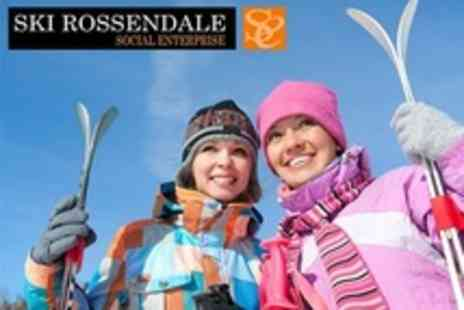 Ski Rossendale - Two Skiing Skill Development Lessons For Juniors - Save 60%