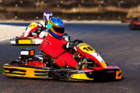 Pole Position Indoor Karting - 30 Minute indoor go karting experience - Save 52%