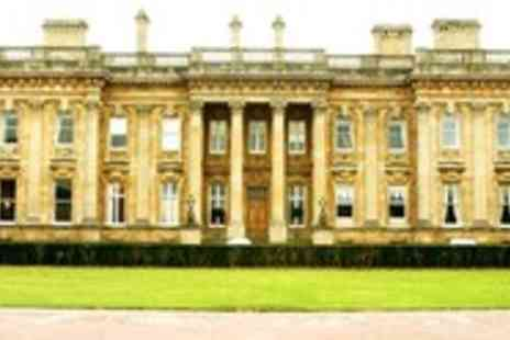 Heythrop Park Golf Leisure and Spa - 18th Century Cotswolds Manor Spa Day & Lunch - Save 44%