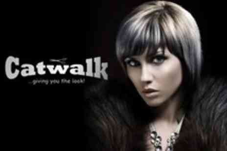 Catwalk - Cut and Blow Dry With Conditioning Treatment - Save 63%