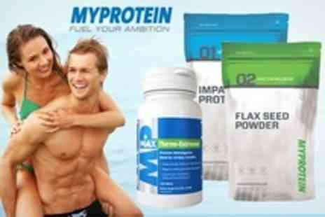 MyProtein - Supplement Packs - Save 40%