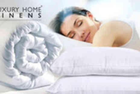 Luxury Home Linens - Single duvet and pillow sets - Save 50%
