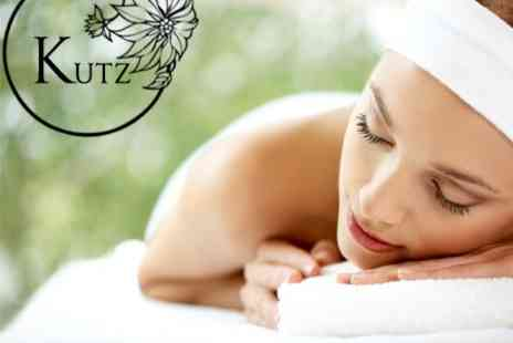 Kutz - Three Beauty Treatments From A Choice Including Manicure, Facial and Massage - Save 62%