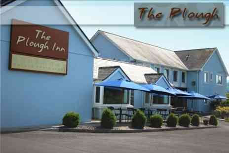 The Plough Inn - One Night Stay For Two With Breakfast and a Bottle of Sparkling Wine - Save 57%