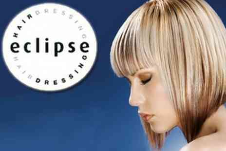 Eclipse Hair Dressing - Brazilian Keratin Blow Dry - Save 69%