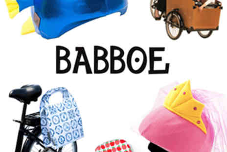 Babboe UK - Voucher to spend on any Babboe product - Save 60%