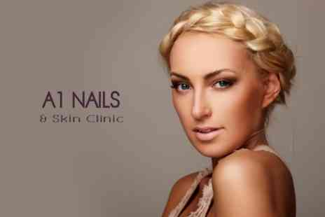 A1 Nails & Skin Clinic - Cut, Conditioning Treatment and Blow Dry - Save 62%