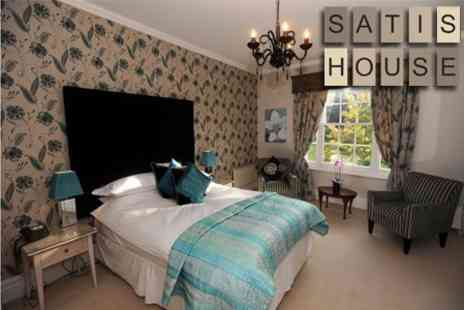 Satis House - Two Night Stay With Breakfast For Two Plus Flowers and Chocolates on Arrival - Save 57%