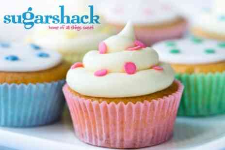 Sugarshack - Two Hour Cupcake Decoration Class - Save 60%