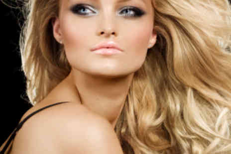Glamour Lounge - Three Wash, Haircut, and Blow Dry Treatments - Save 60%