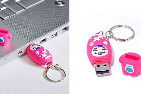 Friends & Trends - New animater 4GB Character USB To Brighten Your Dull Desktop - Save 47%