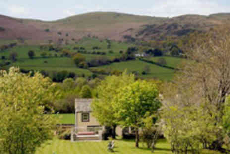 New House Farm - Luxury 1nt 5* Lake District stay for 2 inc breakfast & a cream tea - Save 30%