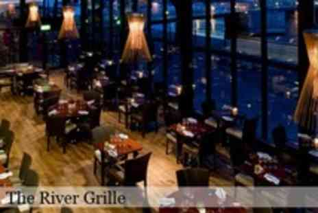 The River Grille at The Bristol Hotel - Four Course Seasonal Lunch For Two - Save 50%