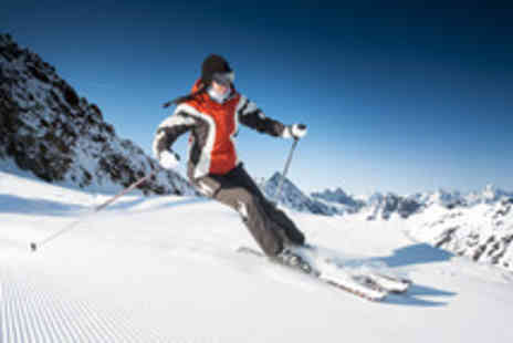 Ski France - Ski France holiday voucher towards a 7 night flight & accommodation ski package - Save 84%