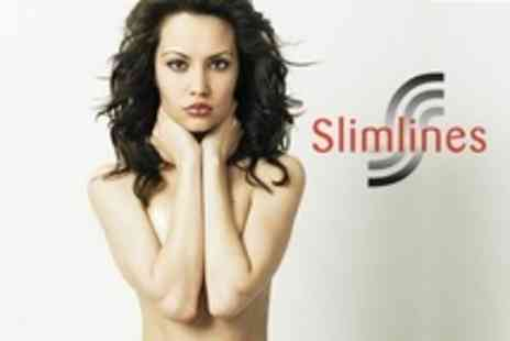 Slimlines - Six IPL Hair Removal Sessions on One - Save 50%
