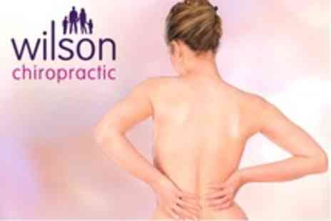 Wilson Chiropractic - Consultation, Digital Nerve Scans, Two Treatments and Exercise Class - Save 82%