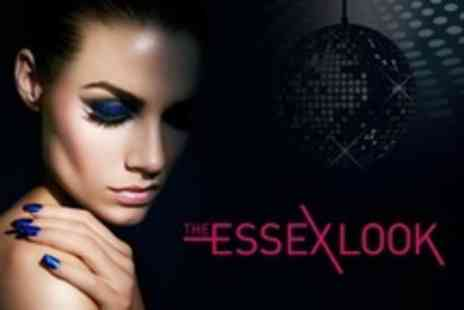 The Essex Look - Gelac Manicure or Pedicure or Both - Save 50%