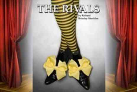 The Rivals at Theatre Royal Windsor - Ticket to Comedy The Rivals - Save 50%