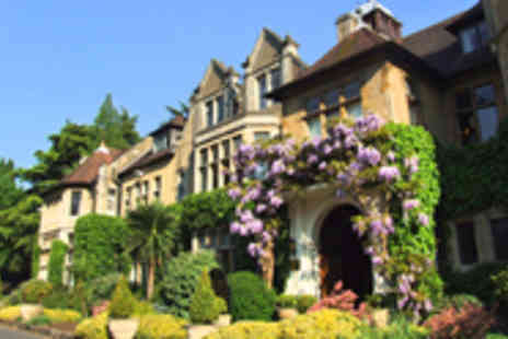 Macdonald Frimley Hall Hotel - Decleor Spa Day & Lunch - Save 52%