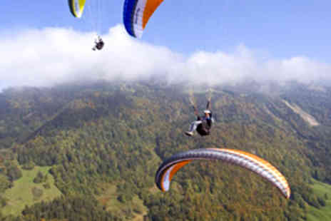 Airborne Hang Gliding and Paragliding Centre - Paragliding Fun Day - Save 51%