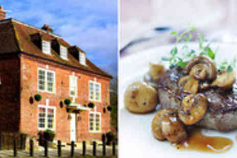The Bell Inn - 'Enchanting' New Forest Coaching Inn Stay with Dinner - Save 43%