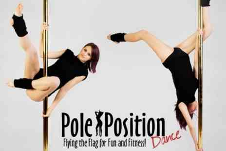 Pole Position Dance - Four Pole Dancing Fitness Classes - Save 67%