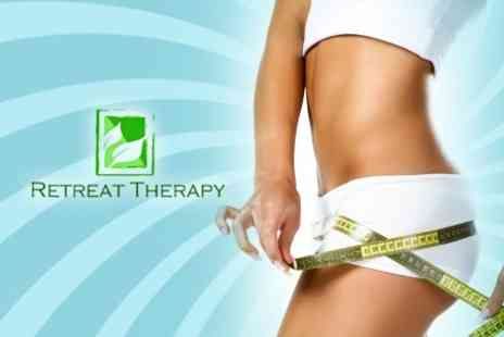 Retreat Therapy - Four Sessions of Gastric Band Hypnotherapy or a Choice of Other Treatments - Save 72%