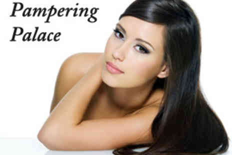 Pampering Palace - Brazilian Blow Dry Keratin Treatment - Save 70%